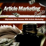 Article Marketing Profits
